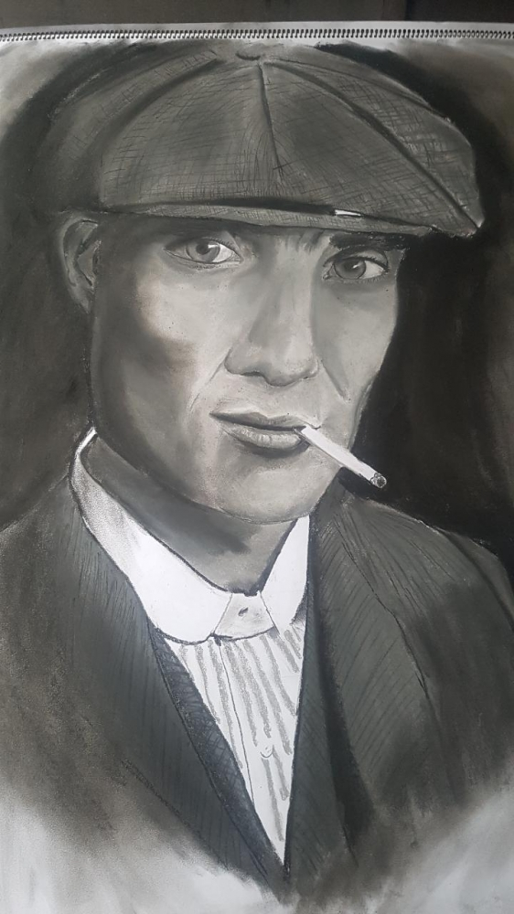Cillian Murphy by Varoh
